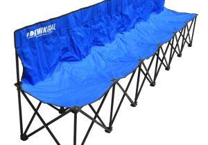 Kwik Goal 6 Seat Kwik Bench Kwik Goal 9b9064 6 Seat Kwik Bench Blue soccer Amazon Canada
