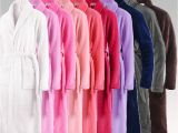 Ladies Bathrobes On Sale Sale Women Men Silk Flannel Long Kimono Bathrobe Winter
