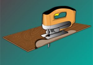 Laminate Flooring Cutting Shears How to Cut Laminate Flooring 6 Steps with Pictures Wikihow