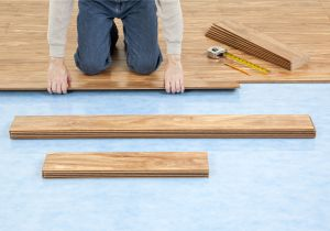Laminate Flooring Cutting Shears Pre attached Vs Separate Underlayment Laminate Floor
