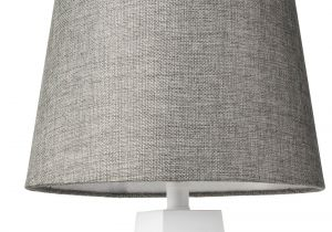 Lamp Shades at Target Cast A Warm Inviting Glow In Any Space with This Linen Lampshade