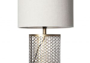 Lamp Shades at Target Open Metal Circle Pattern Table Lamp Includes C Target