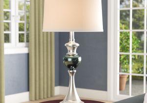 Lamp Shades Bed Bath and Beyond Charlton Home Carleton 29 Table Lamp Reviews Wayfair