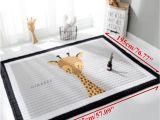 Large Children S Floor Mats 195x145cm Baby Kids Play Mat Floor Rug Crawling Blanket Large soft