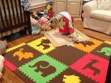 Large Children S Floor Mats Amazon Com softtiles Safari Animals Interlocking Foam Kids Play