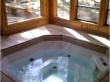 Large Jacuzzi Bathtubs Traditional Black butte Ranch House Features Big