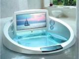 Large Jetted Bathtub Luxury Large Bathtubs Whirlpool Bathtub Built In Tv