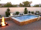 Large Spa Bathtubs Whirlpool Im Garten Outdoor Jacuzzi Wird Zum Blickfang
