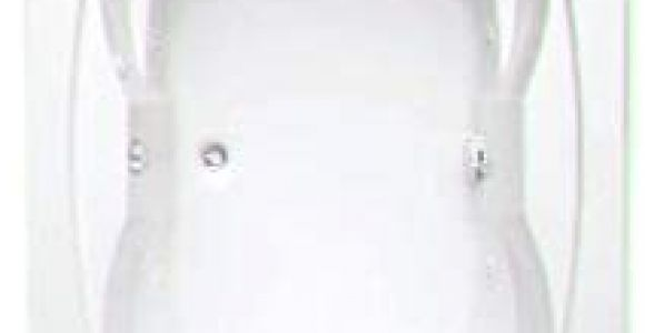 "Lasco Jetted Bathtub Lasco Hialeah Ii 72""x42""x24"" Whirlpool Tub White"