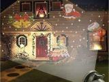 Laser Christmas Tree Lights 12 Patterns Halloween Decoration Projector Light Outdoor Garden