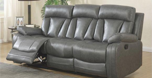 Leather sofa Gray Gray Leather sofa and Loveseat Fresh sofa Design