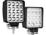 Led Boat Running Lights 10pcs Lot 48w Square Dc 12v 24v Led Work Lamp Spot Light Combo Beam