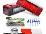 Led Boat Running Lights Amazon Com Mictuning Led Trailer Light Kit 12v Stop Tail Turn