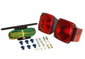Led Boat Trailer Light Kit Amazon Com Blazer C6421 Submersible Trailer Light Kit Automotive