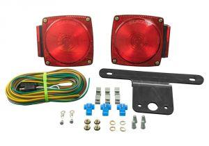 Led Boat Trailer Light Kit Blazer International Trailer Kit Power 1 for Under 80 In C6423ptm
