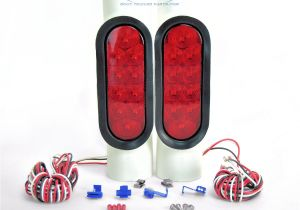 Led Boat Trailer Light Kit Boat Trailer Led and Incandescent Pipe Lights for Guide Poles