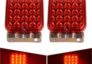 Led Boat Trailer Light Kit Of Universal Turn Signal Brake Tail Light Anti Shock Water