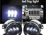 Led Fog Lights for Trucks 12v 4 Inch 30w Led Fog Lamp assembly Off Road Car Light for Jeep