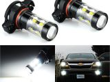 Led Fog Lights for Trucks Amazon Com Jdm astar Extremely Bright Max 50w High Power 5202 5201