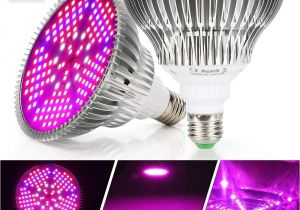 Led Grow Lights Review High Times Amazon Com 100w Led Plant Grow Light Bulb Full Spectrum 150 Leds