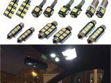 Led Interior Dome Lights for Cars Deechooll 16pcs Car Led Light for Audi A5 S5 B8 2008 2013 White
