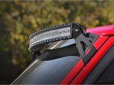 Led Light Bar Bumper Mounts 50in Curved Led Light Bar Upper Windshield Mounting Brackets for 84