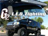Led Light Bar Bumper Mounts H3 Led Light Bar Mounts