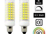 Led Light Bulbs for Enclosed Fixtures E11 Led Bulbs Dimmable Mini Candelabra Base 110v 120v 130 Voltage