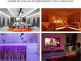 Led Light Tape Kits Amazon Com Led Strip Lights 16 4ft 5m Non Waterproof Led Lights Kit