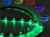 Led Light Tape Kits Usb Led Strip 5050 Rgb Tv Background Lighting Kit Cuttable with 3