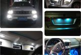 Led Lights for Cars Interior and Exterior Kein 10pcs W5w T10 Led Bulb 194 Filament Glass Cob Interior