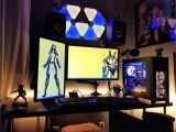 Led Lights for Gaming Setup Gaming Room Led Lights 33 Inspirational Led Lights for Gaming