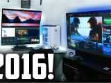 Led Lights for Gaming Setup My 2016 Ultimate Gaming Setup Room tour Jan 2016