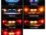Led Strip Lights for Cars Aliexpress Com Buy 120cm Led Strip Trunk Light 12v Rgbice Blue