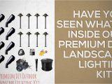 Lentz Landscape Lighting Do It Yourself Low Voltage Landscape Lighting Kits Youtube
