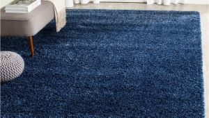 Light Blue Furry Rug Safavieh California Shag Navy 9 Ft X 12 Ft area Rug Pinterest