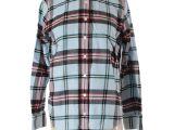 Light Blue Long Sleeve Shirt Womens Lands End Long Sleeve button Down Shirt Size 4 00 Light Blue