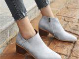Light Blue Suede Heels Amazon Com totod Women Shoes Women Ladies Autumn Shoes Fashion