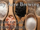 Light Companies In Houston Salute to Salt Demo Dinner City Acre Brewing Co Houston 27