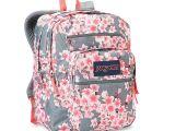 Light Grey Jansport Backpack Jansport Big Student Backpack Floral Shop Your Way Online