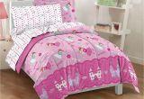 Light Pink Comforter Twin Teen Boys and Teen Girls Bedding Sets Girls Comforter Sets