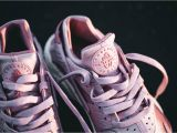 Light Pink Huaraches Nike Air Huarache Ultra Purple White Trainer