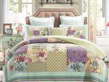Light Purple Comforter Set Blue Floral Bedding Sets Sale Ease Bedding with Style