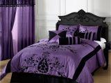 Light Purple Comforter Set total Fab Deep Dark Purple Comforters Bedding Sets Bedroom