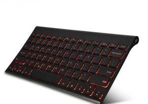 Light Up Wireless Keyboard 78 Keys Bluetooth Wireless Keyboard Backlit Rechargeable Keyboards