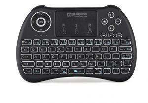 Light Up Wireless Keyboard Mini 2 4g Backlit Wireless Keyboard with touchpad Mouse Led Backlit