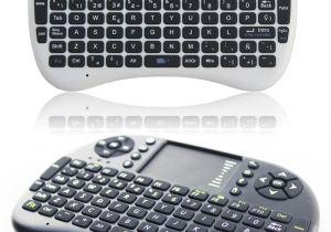 Light Up Wireless Keyboard Newest Backlight Mini Keyboard Rii Mini I8 Wireless Keyboard
