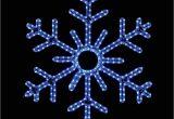 Lighted Snowflakes Outdoor Snowflake Outdoor Christmas Lights Democraciaejustica