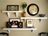 Living Room Shelf Decor Ideas Stylish Diy Floating Shelves & Wall Shelves Easy
