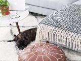 Ll Bean sofa Slipcover New York Apartment Living Nolan Camille Diamond Pillow Cover Via
